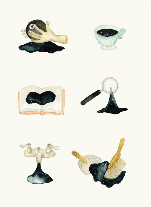 Everyday Objects | Eva Dominelli Illustration