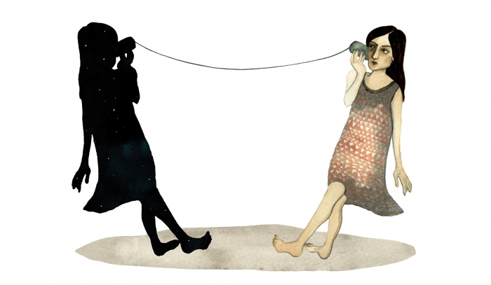 Communication II | Eva Dominelli Illustration