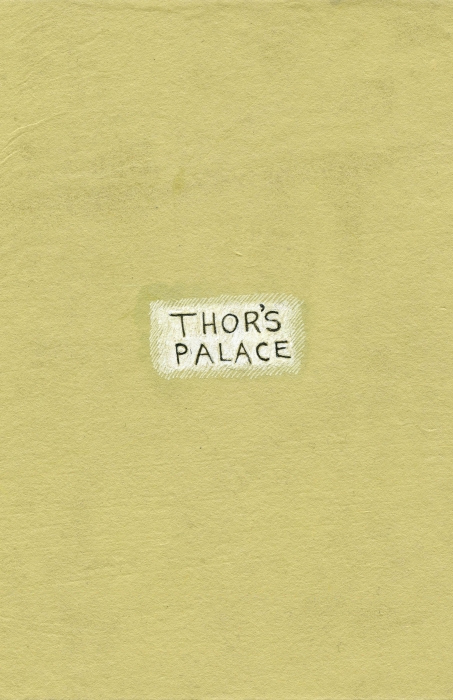 Thor's Palace 1 Cover 2